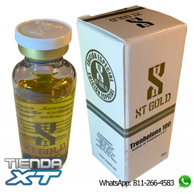 TREMBOLONA 100 - (Acetato de Trenbolona) 30 ML