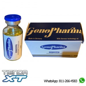 GENOCYPIO 20 ML 300 MGS