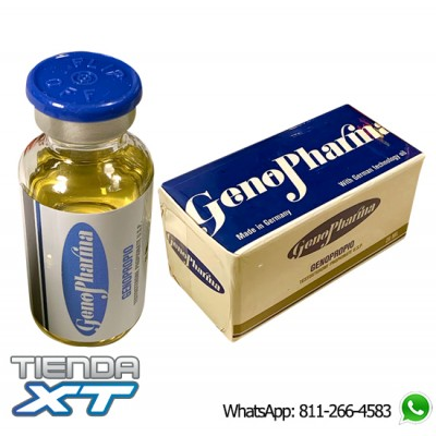 GENOPROPIO 20 ML 100 MGS