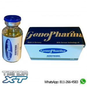GENOTRENBO 20 ml 100 mgs