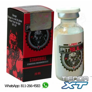 STANOBULL Winstrol 20 ml/ 100 mg
